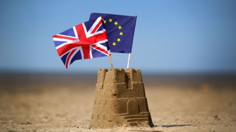 160607-eu-referendum-beach-sandcastle