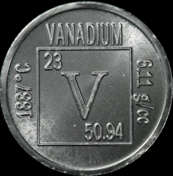 Vanadium: The Next Commodity You'll Pretend To Know Everything About